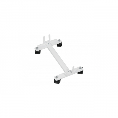 Подставка на колесиках для рамочных обогревателей